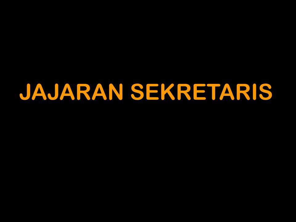 JAJARAN SEKRETARIS
