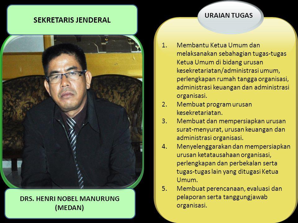 DRS. HENRI NOBEL MANURUNG (MEDAN)