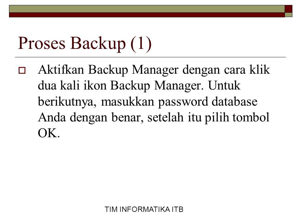 Proses Backup (1)