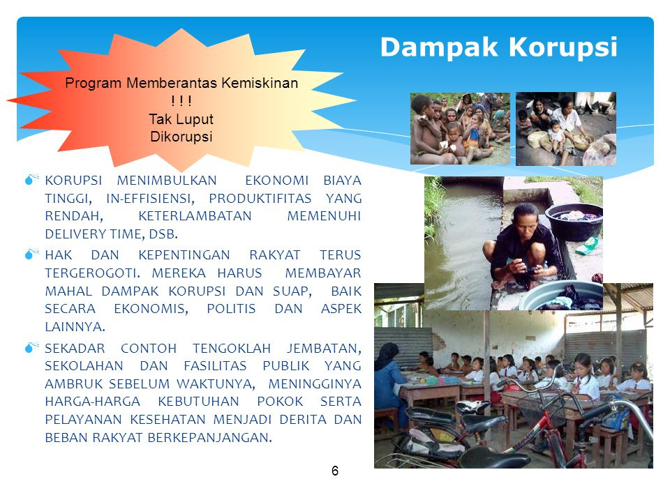 Program Memberantas Kemiskinan