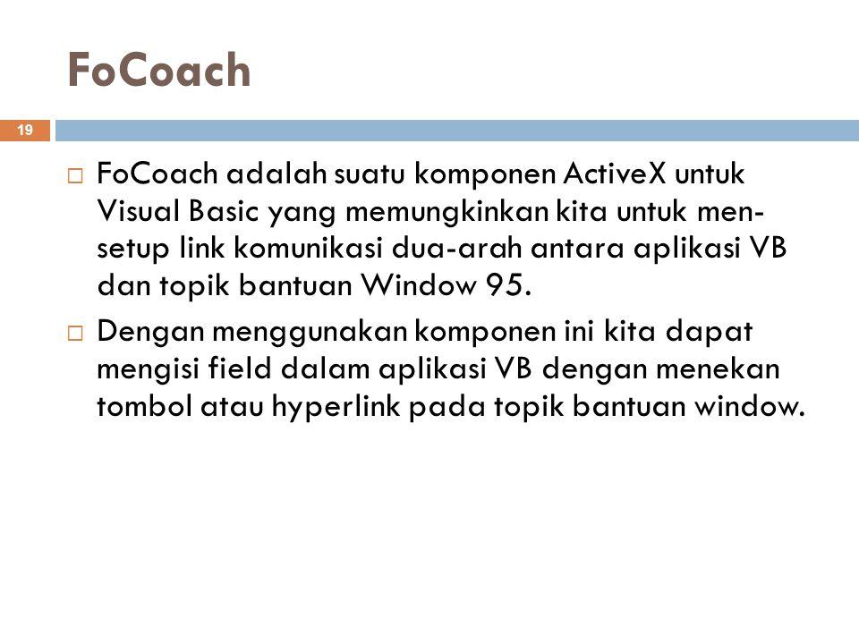 FoCoach