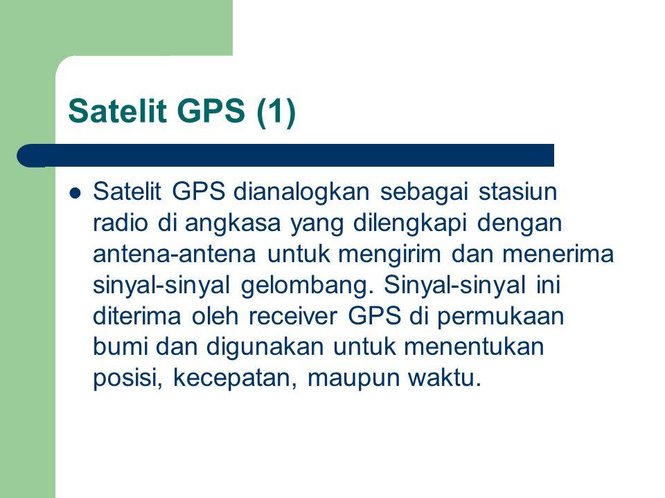 Satelit GPS (1)