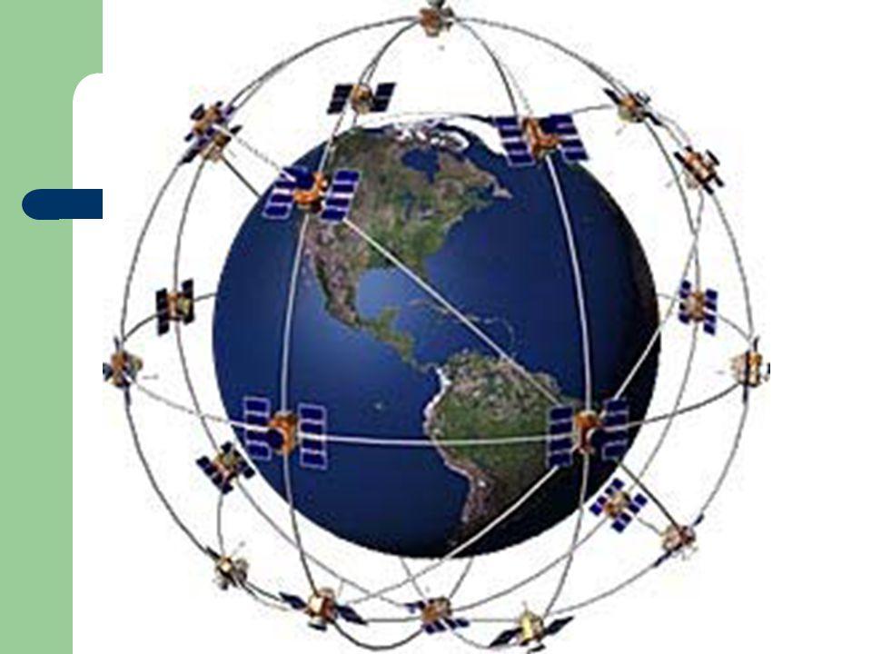 Satelit GPS dalam Orbitnya