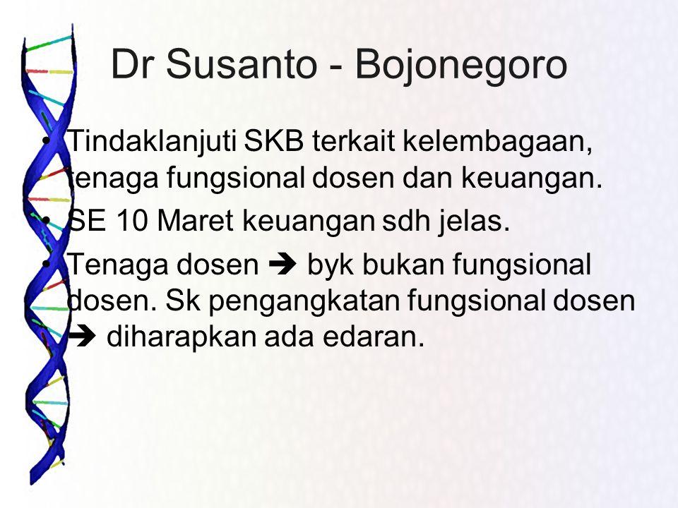 Dr Susanto - Bojonegoro