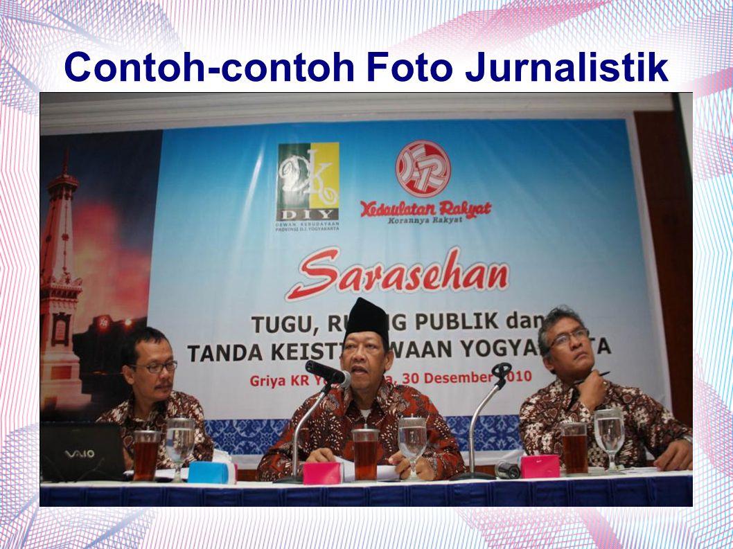 Contoh-contoh Foto Jurnalistik