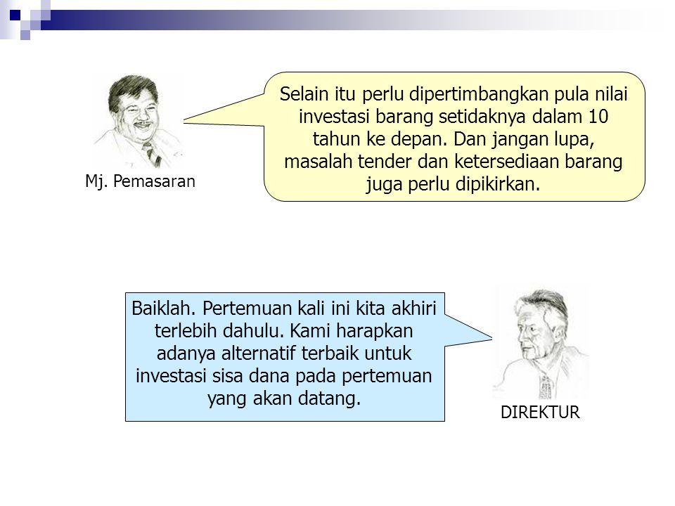 Mj. Pemasaran