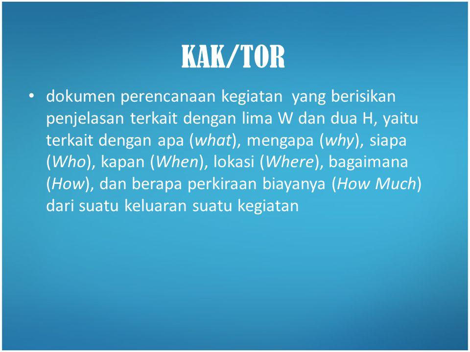 KAK/TOR