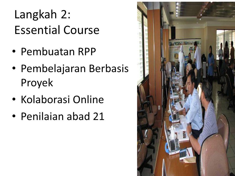 Langkah 2: Essential Course