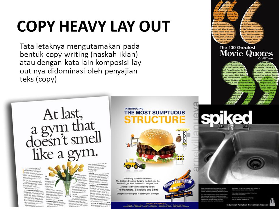 COPY HEAVY LAY OUT