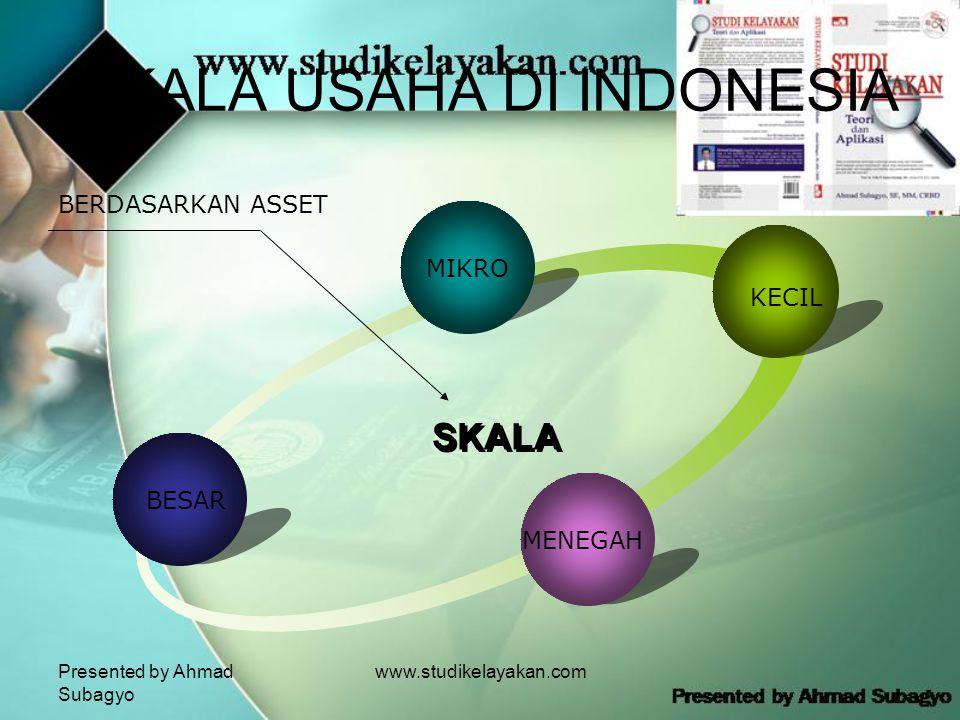 SKALA USAHA DI INDONESIA
