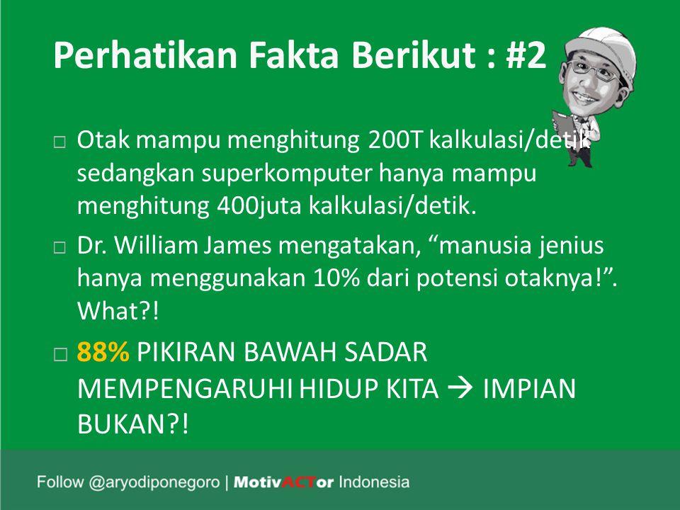 Perhatikan Fakta Berikut : #2