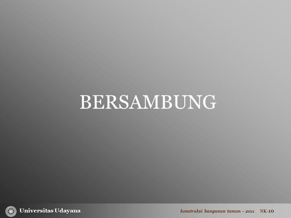 BERSAMBUNG
