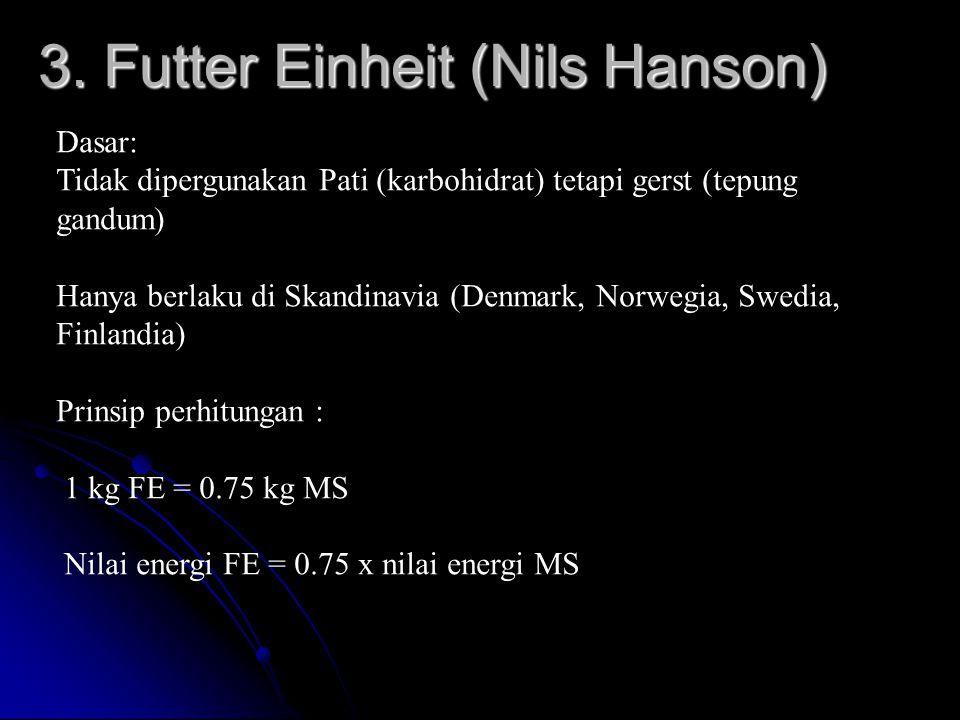 3. Futter Einheit (Nils Hanson)