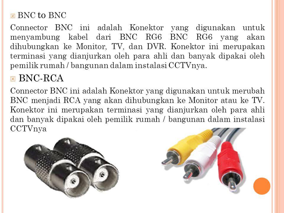 BNC to BNC