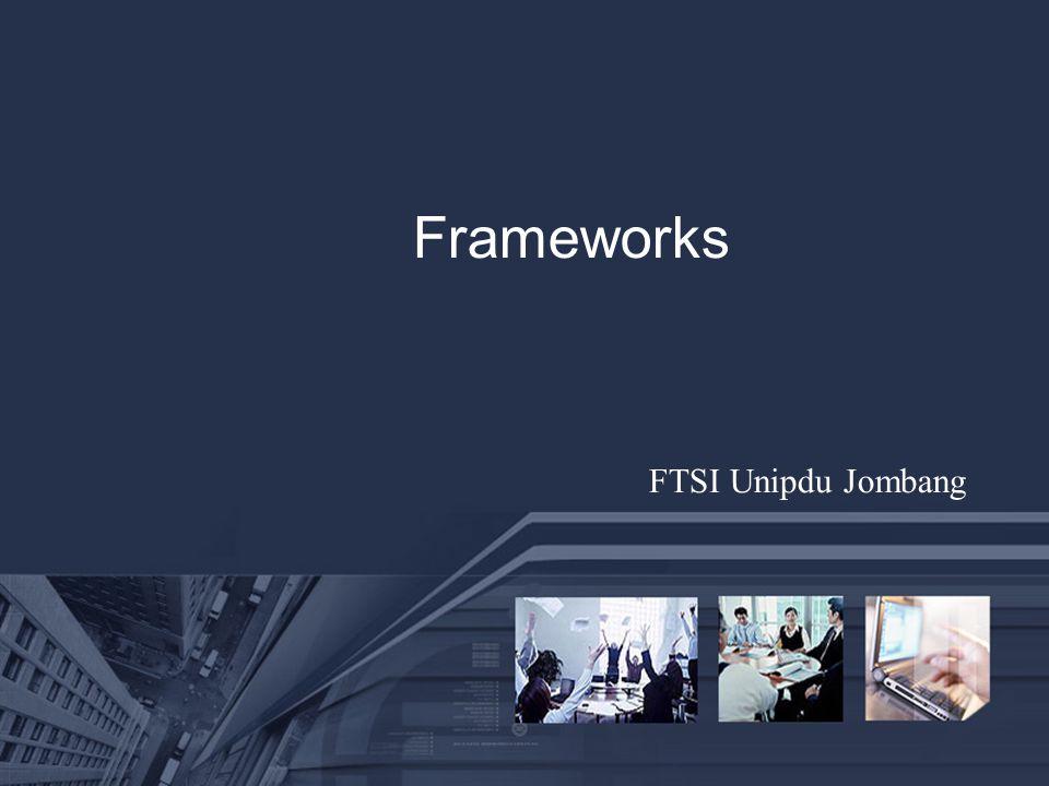 Frameworks FTSI Unipdu Jombang