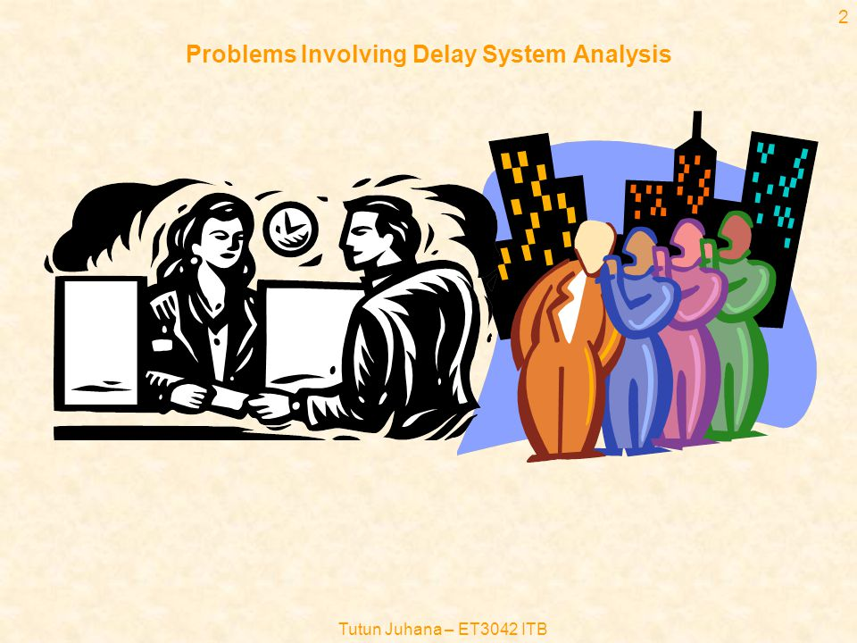 Problems Involving Delay System Analysis