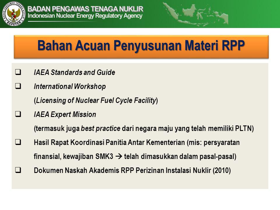 Bahan Acuan Penyusunan Materi RPP