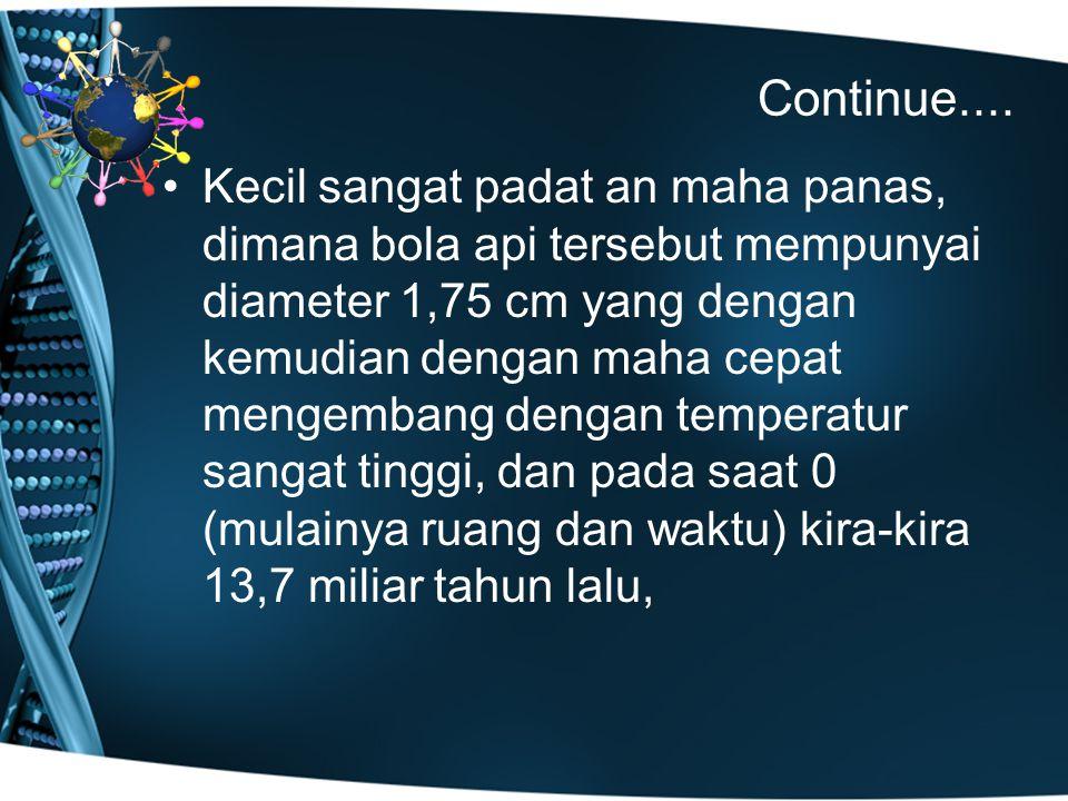 Continue....