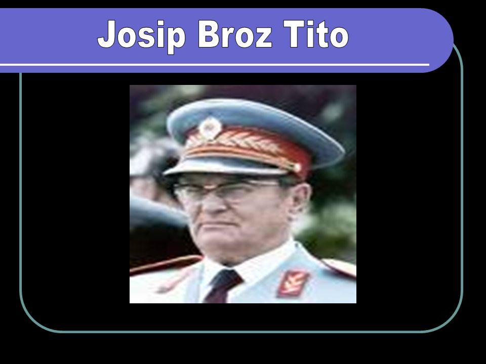 Josip Broz Tito 4/3/2017