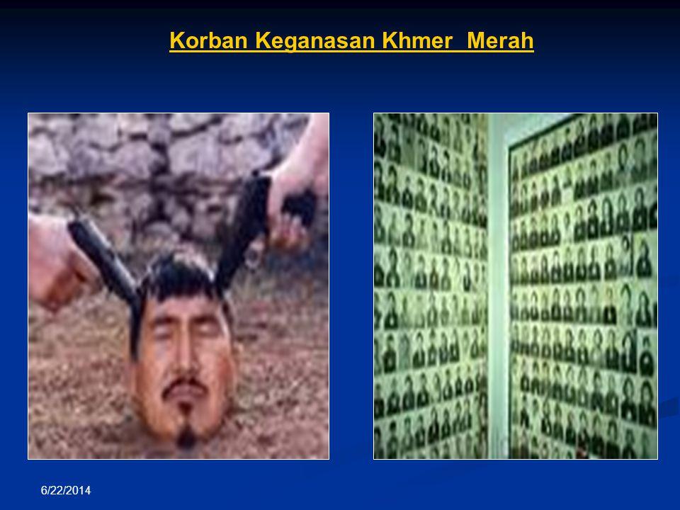 Korban Keganasan Khmer Merah