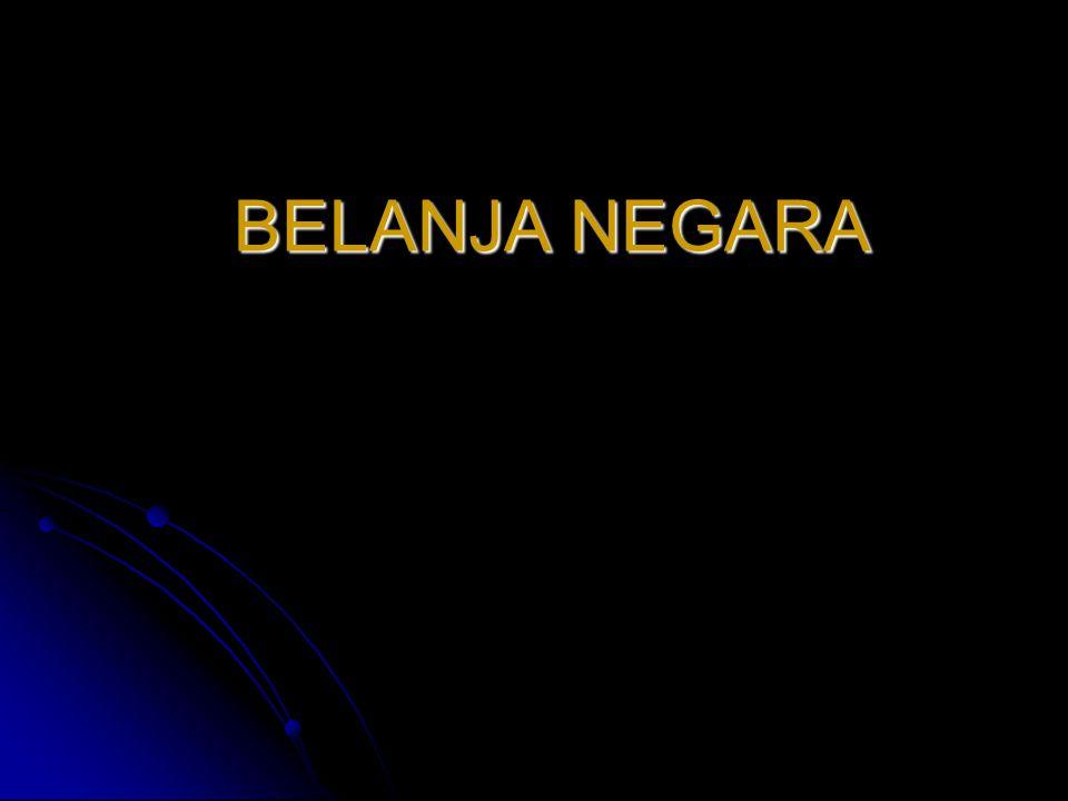 BELANJA NEGARA