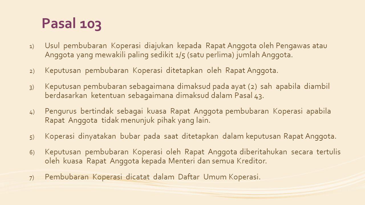 Pasal 103