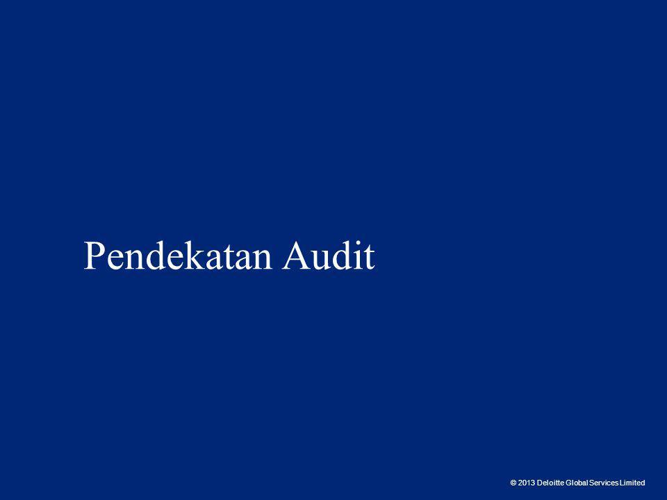 Pendekatan Audit