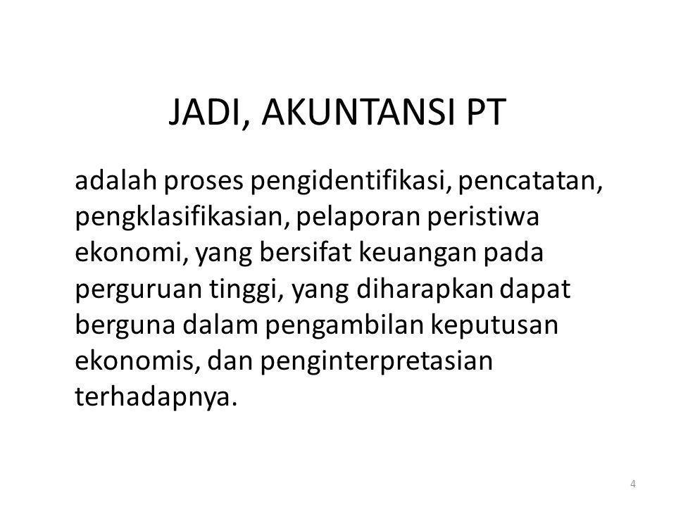 JADI, AKUNTANSI PT