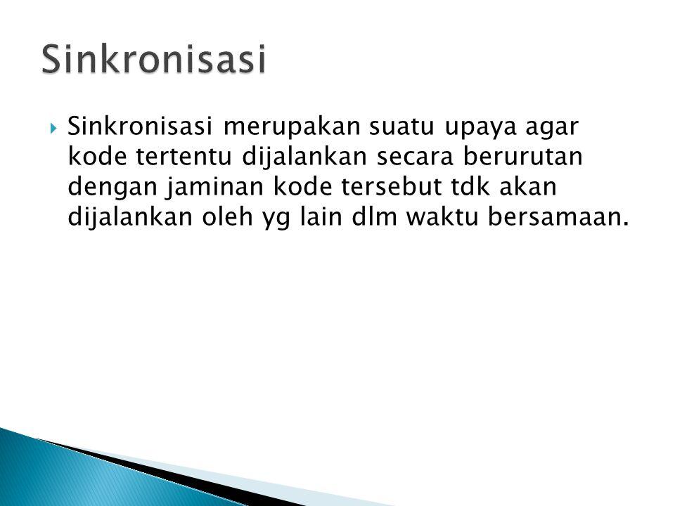 Sinkronisasi