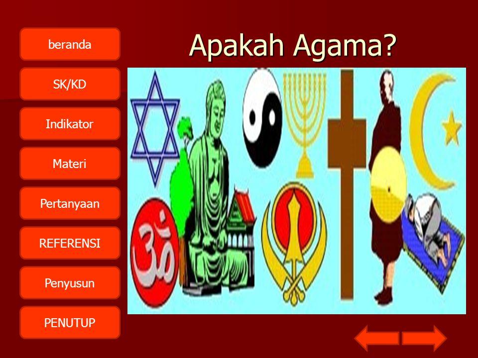 Apakah Agama