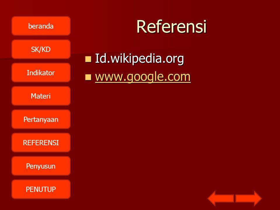 Referensi Id.wikipedia.org www.google.com