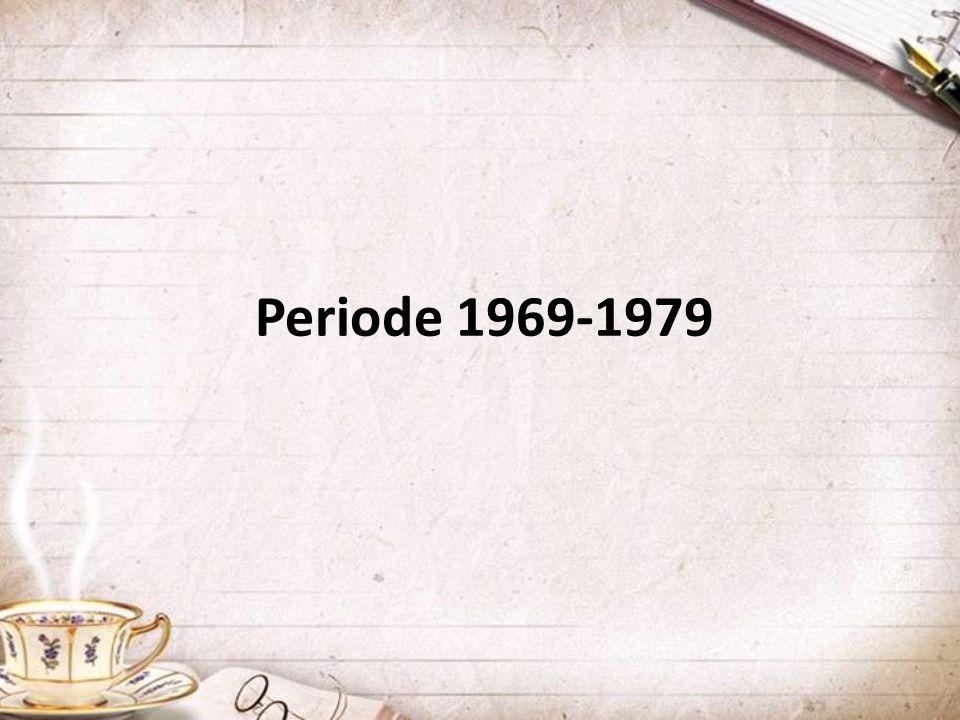 Periode 1969-1979