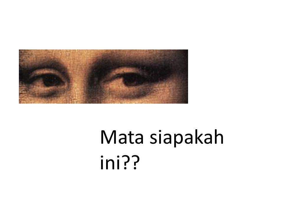 Mata siapakah ini