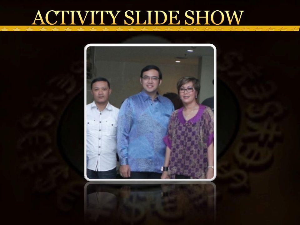 ACTIVITY SLIDE SHOW