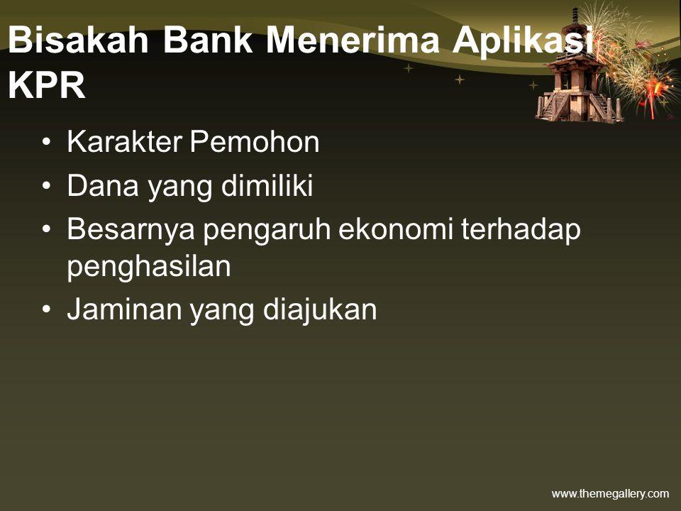 Bisakah Bank Menerima Aplikasi KPR