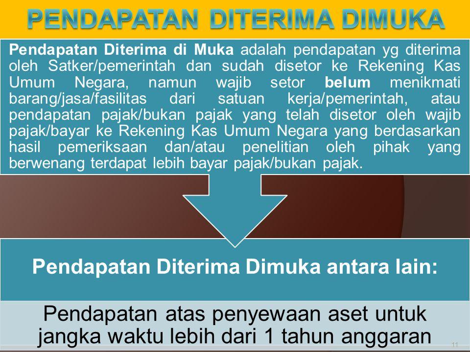 Pendapatan Diterima Dimuka (1/2)