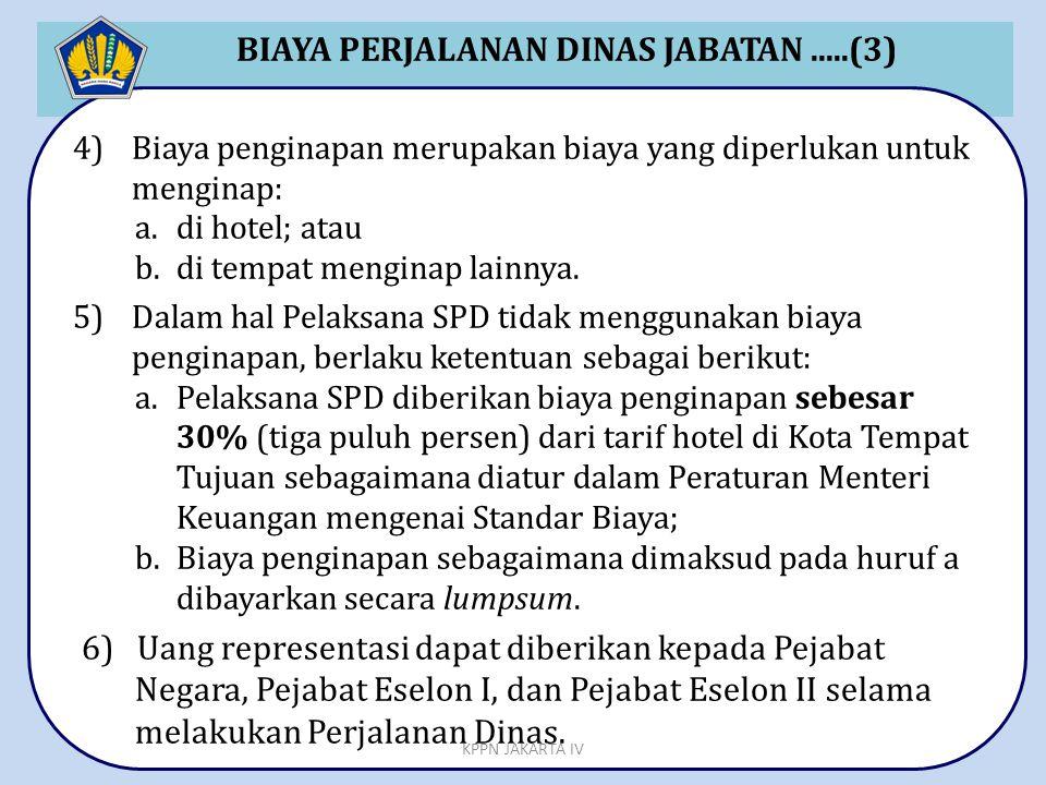 BIAYA PERJALANAN DINAS JABATAN .....(3)