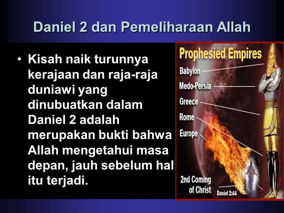 Daniel 2 dan Pemeliharaan Allah