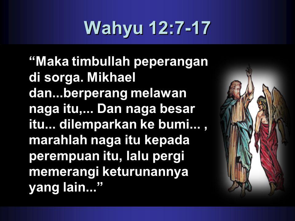Wahyu 12:7-17