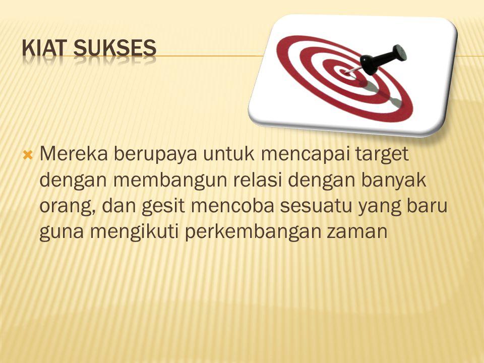 Kiat Sukses