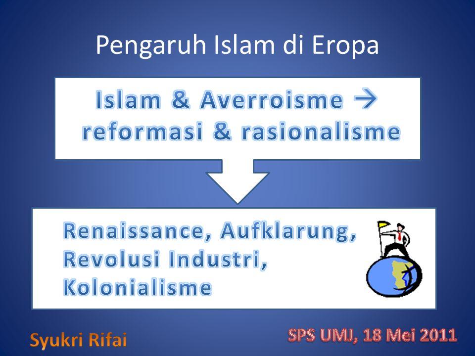 Pengaruh Islam di Eropa