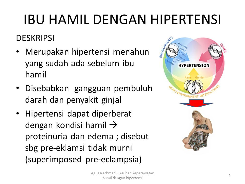IBU HAMIL DENGAN HIPERTENSI