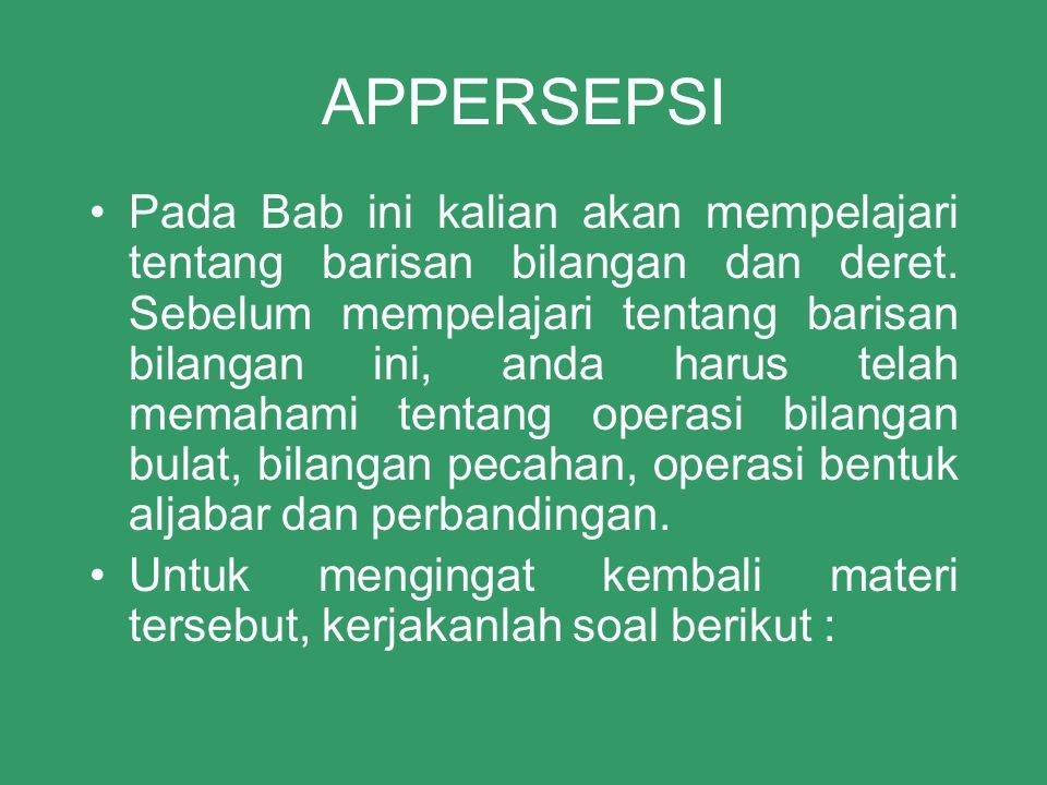 APPERSEPSI