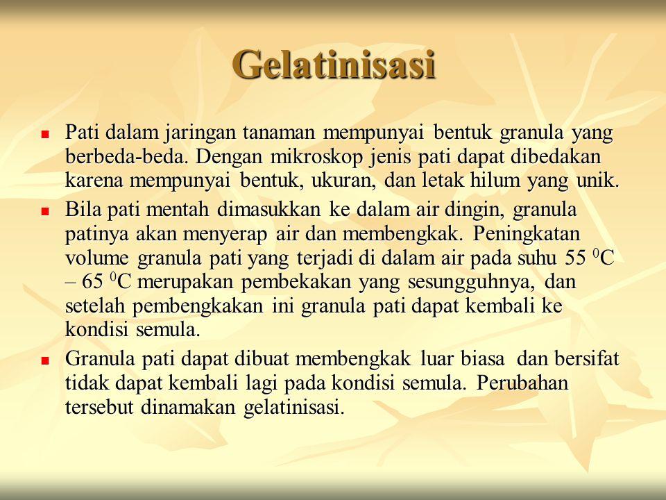 Gelatinisasi