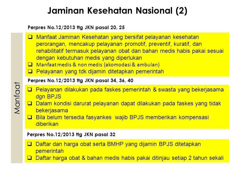 Jaminan Kesehatan Nasional (2)