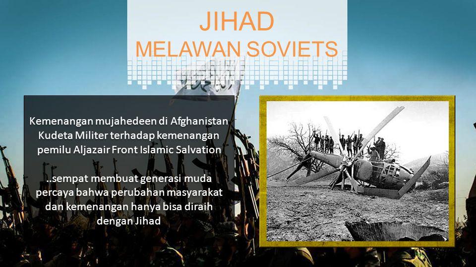 Kemenangan mujahedeen di Afghanistan