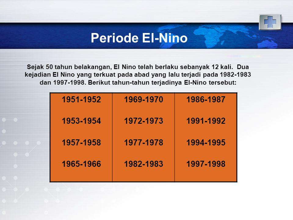 Periode El-Nino
