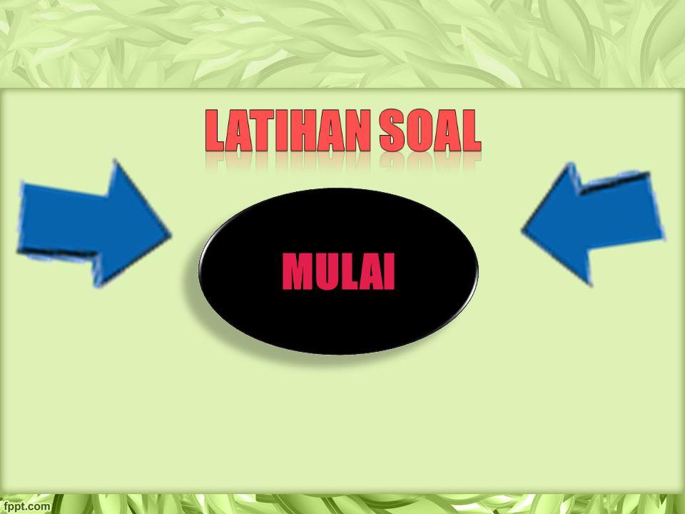 LATIHAN SOAL MULAI