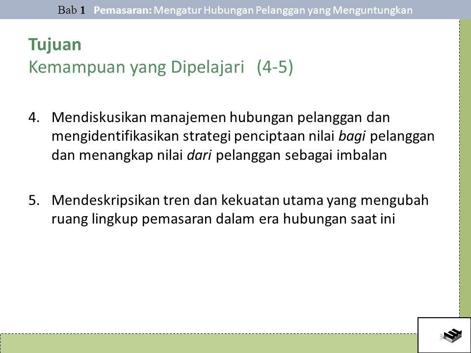 Tujuan Kemampuan yang Dipelajari (4-5)