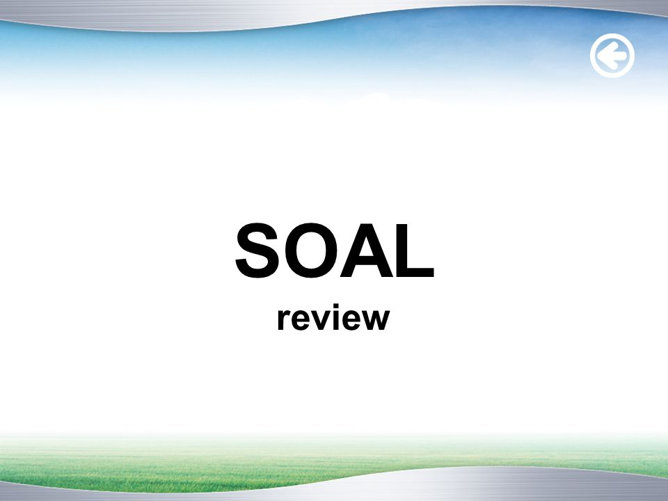 SOAL review
